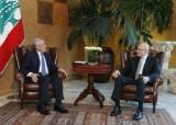 President Sleiman discussed current developments with Prime Minister Tammam Salam
