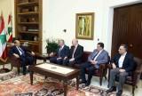 الرئيس عون لنواب زحلة: الاستقرار والأمن هدية للبقاعيين ولجميع اللبنانيين وحوادث الخطف ستعزز العلاقات الأخوية بين أبناء منطقة البقاع