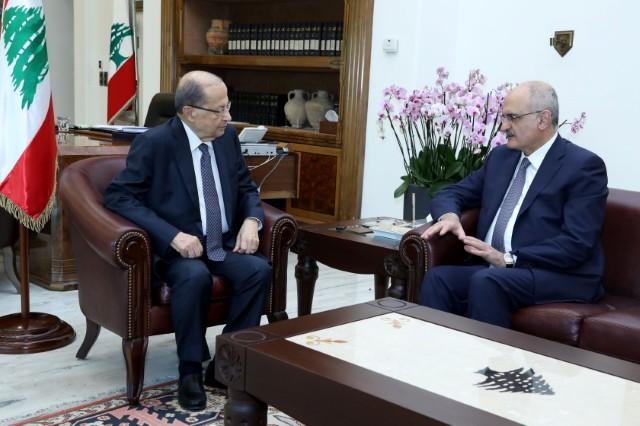 وزير المال علي حسن خليل