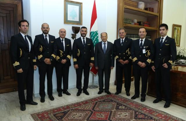 نقابة الطيارين اللبنانيين